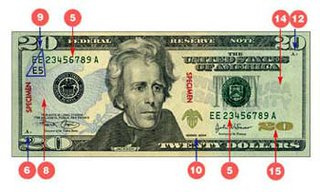 Counterfeit money (Secret Service)