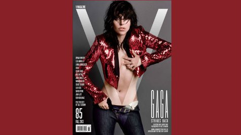 Image courtesy of Inez & Vinoodh for V Magazine (via ABC News Radio)