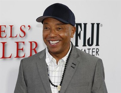 "Russell Simmons arrives as a guest to the premiere of the new film ""Lee Daniels' The Butler"" in Los Angeles, California August 12, 2013 file"