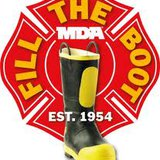 Fill the Boot for MDA logo