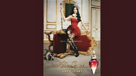 Image courtesy of Facebook.com/KatyPerryFragrances (via ABC News Radio)