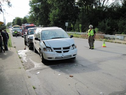 SR 46 And Fry Accident pic 3 provided by Vigo County Sheriff