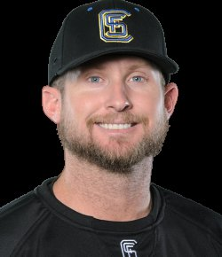 Canaries Infielder Jared Clark