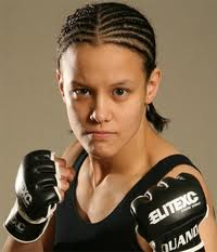 MMA Star and Sioux Falls Native Shayna Baszler