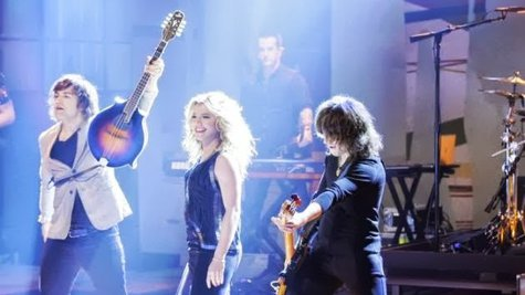 Image courtesy of Facebook.com/TheBandPerry (via ABC News Radio)