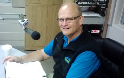 Gerald Beninga discusses background checks for Sioux Empire Fair workers. (KELO AM file photo)