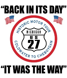 Old 27 Motor Tour logo