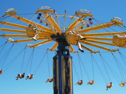 South Dakota State Fair from Aug. 29 to Sept. 2 in Huron (photo courtesy Grafixar)