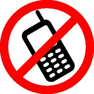 cellphone banned