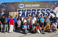 WTAQ Brewers Fan Express with Fox Sports Wisconsin 15