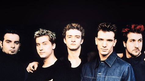 Image courtesy of Facebook.com/*NSYNC (via ABC News Radio)