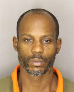 Earl Simmons, 42, also known as the rapper DMX is pictured in this booking photo, released on August 21, 2013, courtesy of Greer, South Caro