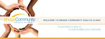 The logo of Bridge Community Health Clinic