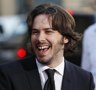 "Writer, director and producer Edgar Wright arrives at the premiere of his movie ""Scott Pilgrim vs. the World"" at the Grauman's Chinese theat"