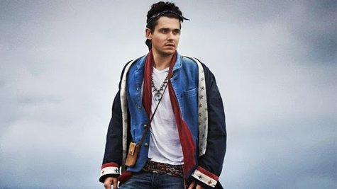 Image courtesy of Facebook.com/JohnMayer (via ABC News Radio)