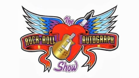 Image courtesy of Facebook.com/RocknRollAutographShow (via ABC News Radio)