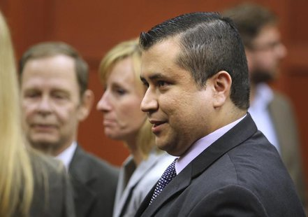 George Zimmerman leaves the courtroom a free man after being found not guilty in the 2012 shooting death of Trayvon Martin at the Seminole C