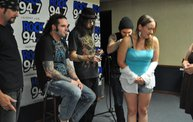 Saliva in the Rock 94.7 Basement 5