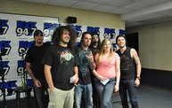 Saliva in the Rock 94.7 Basement 4