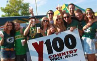 Pre-Season vs. Seattle :: Y100 Tailgate Party at Brett Favre's Steakhouse: Cover Image