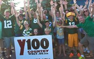 Pre-Season vs. Seattle :: Y100 Tailgate Party at Brett Favre's Steakhouse 1