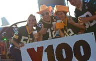 Pre-Season vs. Seattle :: Y100 Tailgate Party at Brett Favre's Steakhouse 30