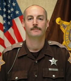 Steuben County Deputy Adam Meeks