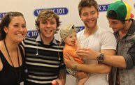Emblem3 Meet and Greet :: WIXX Back to School Concert 20