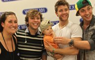 Emblem3 Meet and Greet :: WIXX Back to School Concert 19