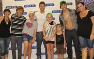 Emblem3 Meet and Greet :: WIXX Back to School Concert 7