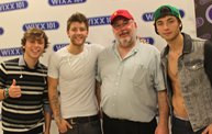 Emblem3 Meet and Greet :: WIXX Back to School Concert 4