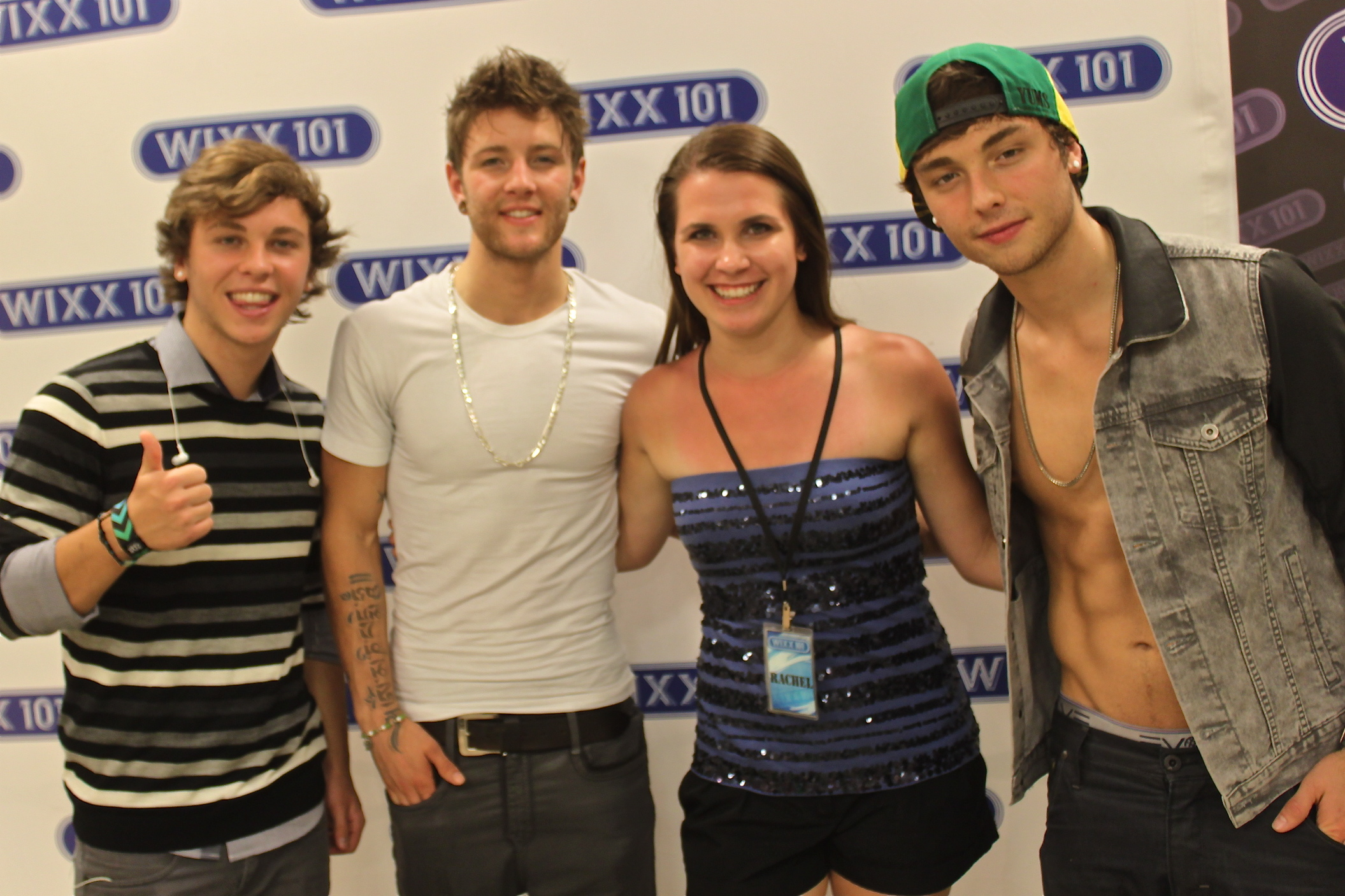 emblem3 meet and greet photos blue