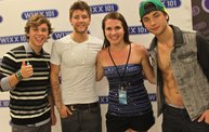 Emblem3 Meet and Greet :: WIXX Back to School Concert 3