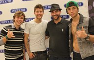 Emblem3 Meet and Greet :: WIXX Back to School Concert 2