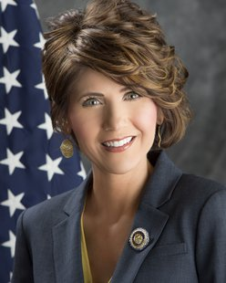 U.S. Representative Kristi Noem (KELO AM file photo)