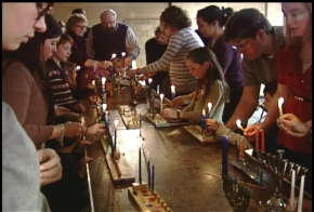 Temple Beth El Celebrates Hanukkah in Fargo.   (File photo courtesy KVRR)