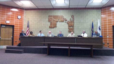 Kalamazoo Township board meets on Monday nights.