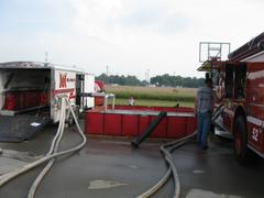 Riley Fire Equipment Test