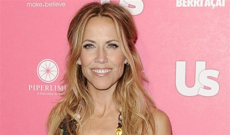 Singer Sheryl Crow arrives at the Us Weekly Hot Hollywood Style Issue Event in Hollywood, California in this April 22, 2010, file photo. REU