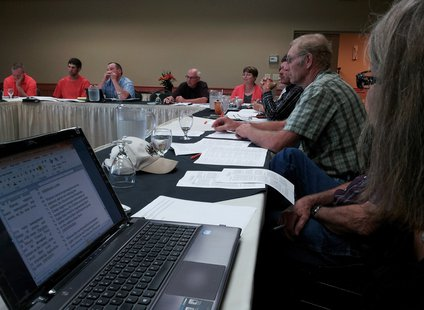 The South Dakota Farm Bureau met recently to conduct the business of the State Resolutions Committee. (SDFB.org)