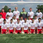 2013 Coldwater Boys Varsity Soccer team