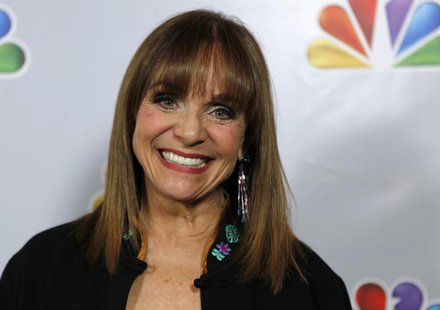 "Actress Valerie Harper arrives for the taping of ""Betty White's 90th Birthday: A Tribute to America's Golden Girl"" in Los Angeles January 8,"