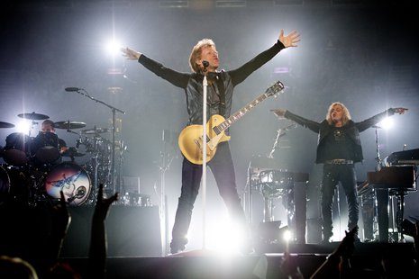 Bon Jovi (file photo from PMI Entertainment Group).