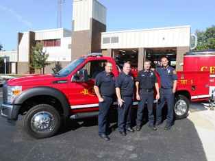 Coldwater Fire Department Urban Search and Rescue