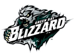 Green Bay Blizzard logo (Photo by: Wikipedia)