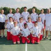 2013 Coldwater Boys Varsity Tennis team
