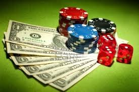 casino games and money