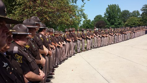 Deputy Bob Bartlett Honor Guard