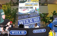 Jermichael Finley & James Jones on 1 on 1 With The Boys :: 9/5/13 4