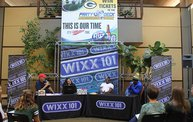 Jermichael Finley & James Jones on 1 on 1 With The Boys :: 9/5/13 26